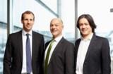 DG-i-Geschäftsführung setzt auf Wachstum: Andreas Dembach, Odo Maletzki, Manon Goo (von links)