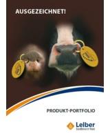 Cover Leiber-Portfolio (Bild: Leiber GmbH)