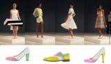 selve Schuhe gestaltet für die KIESEL S/S 14 Kollektion