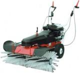 Handkehrmaschinen  helfen bei Reinigung und beim Winterdienst