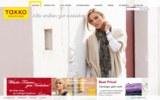 Große Bilder, großes Design: Webseite von Takko Fashion