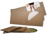 Stecktasche und PacNo.3 sind aus Recyclingmaterial, das mit dem Blauen Engel zertifiziert wurde