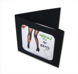 die umweltfreundliche CD-Verpackung für kleine Auflagen