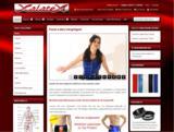 Neue Startseite vom Xalatex Onlineshop