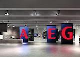 Electrolux präsentiert auf der IFA in Berlin die neue Visual Identity seiner Premiummarke AEG.