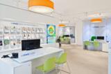 Das Kundencenter in Bitburg ist eins der 100  Ladenlokale, die Dart für den Kunden RWE geplant hat.
