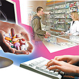 Selling of medicine via Internet is forbidden now.Chameleon Pharma Consulting