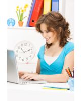 Virtuelle Assistenten arbeiten zeitlich und räumlich flexibel.