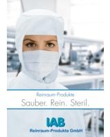 IAB Reinraum-Produkte GmbH | Systemanbieter für Reinraumprodukte