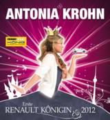 Antonia Krohn - Die Renault Königin 2012