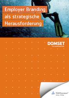 Gemeinsames White Paper Employer Branding von DOMSET und TÜV Rheinland