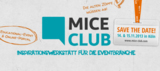 MICE Club am 14. und 15. November in Köln