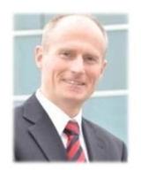 Holger Hinzmann, Geschäftsführer der SECUDE GmbH