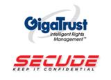 GigaTrust und SECUDE: Technologie-Partnerschaft für globale IT-Sicherheit