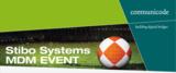communicode beim MDM Event von Stibo Systems