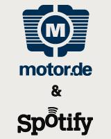 motor.de Content bereichert ab März das Spotify-Musikangebot