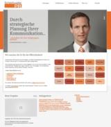 Die neue Homepage