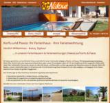 Freie Ferienwohnungen und Ferienhäuser auf Korfu und Paxos mieten