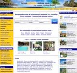 Freie Ferienhäuser, Ferienwohnungen, FeWos zur Miete von privat