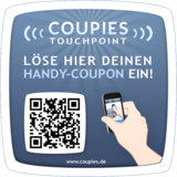 Mobile Couponing mit dem COUPIES NFC-Touchpoint
