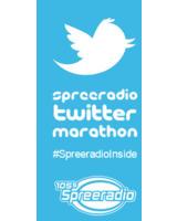 Spreeradio Twitter-Marathon