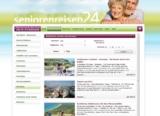 Das Radissimo-Partnerprogramm lässt sich einfach auf der Webseite jedes Reisebüros einbinden.
