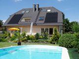 solar-rapid Poolheizung bringt Schwimmspaß ohne Heizkosten.