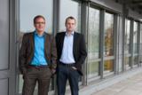 Rainer Obergrussberger und Roman Rieger, die Gründer der senswork GmbH in Rosenheim
