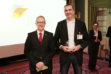 Verleihung des iTeam Systemhauspreises 2013 an Hollmann IT (Foto: Heinrich Herbrügger)