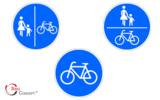 Viele verschiedene Schilder für noch mehr verschiedene Regeln