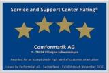 Das SSCR-Prüfsiegel – Vertrauensbotschaft und ein leicht vermittelbares Symbol für Qualität