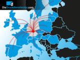 DieDruckdienstleister.com mit Versand in 21 europäische Länder