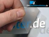 DieDruckdienstleister.de bietet Folien-Schriften zum günstigen Quadratmeterpreis
