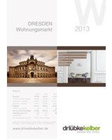 Entwicklung am Wohnungsmarkt Dresden 2013