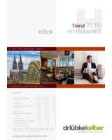 Dr. Lübke & Kelber - Hotelmarkt Köln Trend 2016