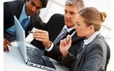 Die E-Procurement-Experten von KAISER+KRAFT stehen den Kunden mit Rat und Tat zur Seite