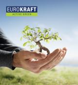 EUROKRAFT Active Green: die neue Umweltmarke bei KAISER+KRAFT mit CO2-neutralen Produkten