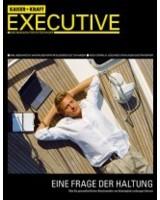 Das EXECUTIVE-Magazin von KAISER+KRAFT mit Tipps & Infos zu Arbeits-, Umwelt- und Management-Themen