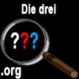 Logo - DieDreiFragezeichen.org