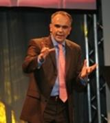 Ideen-Experte, Kreativprofi, Autor, Redner und Moderator: Bernhard Wolff
