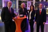 v.l. Jens Brandenburger, Dorette Segschneider, Sabine Michel und Thomas Leitz.