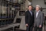 Die Inhaber der INTECHNICA Dr. Norbert Hiller (links) und Dr. Reiner Beer.