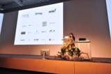 Gastgeberin Sabine Michel beim Nürnberger Unternehmer-Kongress im vergangenen Jahr.