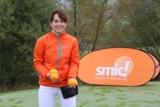 Veranstalterin Sabine Michel, Smic! Events & Marketing, beim ORANGE CUP 2014. (Bild: smic!)