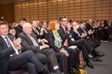 Der Saal im NCC Ost der NürnbergMesse war bis auf den letzten Platz besetzt. Bild: SMIC
