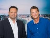 Michael Olesch (links) und Michael Adler. (Bild: SMIC!)