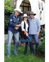 Die Veranstalter Oliver Klug, Sabine Michel und Thomas Bettin. (Bild: SMIC!)