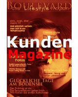 Visuelle Themenführung - Cover führt zum Thema auf unserer Website