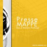 """Die pdf-Broschüre """"Pressemappe"""" erhalten Sie auf Anfrage"""