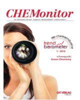 CHEMonitor 1/2013: Schwerpunkt Green Chemistry